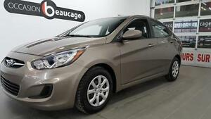 2014 Hyundai Accent GL+ SIEGES CHAUFFANTS + REGULATEUR DE VITESS