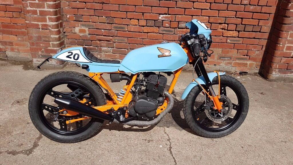 Yamaha Xjcafe Racer Build