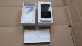 Apple iPhone 6 - 16GB - White/Gold, Mint Condition, Boxed with Apple Charger Included! Unlocked!