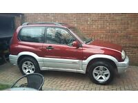 Grand Vitara Swb 4wd for Sale