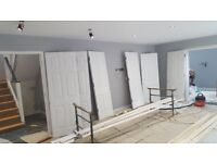 Painter in N-W London,Plastering,Polished Plaster ,Metallic paint