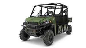 2017 Polaris Ranger Crew XP 900 -