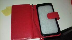 Samsung J7 phone case wallet brand new