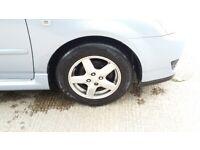 E12 Toyota Corolla 15 inch alloy wheel x1