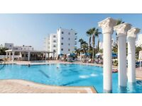 LAST MINUTE holiday.. 1 Wk for x2 Adults, CYPRUS, Gatwick 5th July.. 4* halfboard