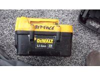 Dewalt 28v batery long life