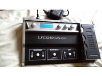 rocktron utopia g100 professional guitar system