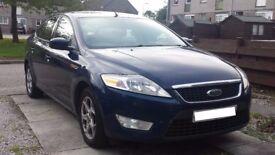 Quick Sale £2700 - Ford Mondeo Zetec 2009 1.8 Diesel