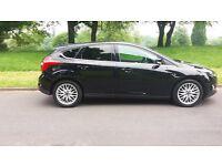 2013 Ford Focus 1.6 TDCI Zetec Sat Nav Econetic. 5Dr. High Spec Car.