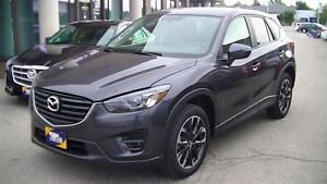 2016 Mazda CX-5 GT AWD, SKYACTIV, NAVIGATION, LEATHER, SUNROOF,