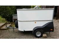 Ifor Williams BV64e trailer