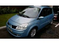 Renault Scenic 2009 only 54K