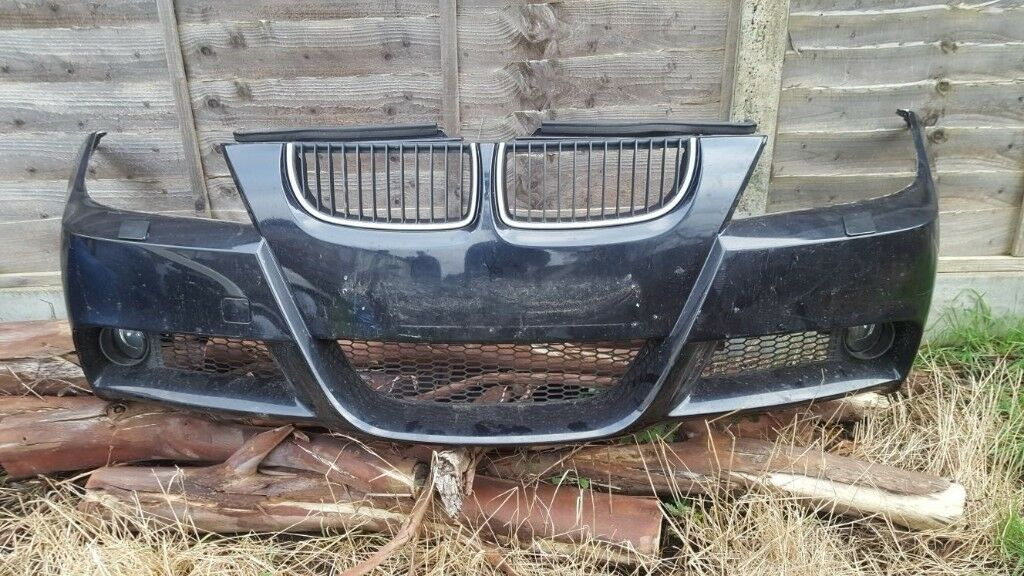 BMW 3 SERIES - MSPORT - FRONT BUMPER - PRE LCI - E90 E91 - COMPLETE
