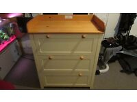 Changing Table / Unit FREE DELIVERY IN LIVERPOOL