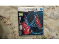Nintendo DS Cars 2 game, secondhand