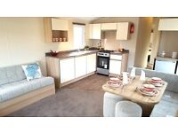 Brand New 2016 Static Caravan for Sale in Morecambe, Lancashire. Close to Blackpool. Pet Friendly.