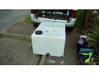 WINDOW CLEANING WATER TANK 350L