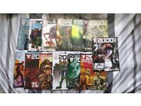 2000AD and Judge Dredd: The Megazine for sale