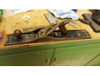 Stanley no7 woodworking plane