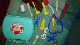 Toy medical kit brand new