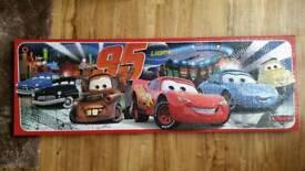 Disney Cars Panoramic Framed Jigsaw puzzle