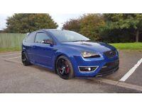 FORD FOCUS ST-3 2005, 2.5 TURBO, 350 - 400 BHP, RS INTERNALS! BANGS & POPS, FULL SERVICE HISTORY!