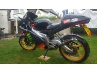Aprilia RS 125, learner legal, Very fast little bike, RS125