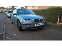 BMW 325se 04 54 long MOT low miles immaculate