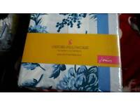 Pair of Joules Oxford Pillowcases