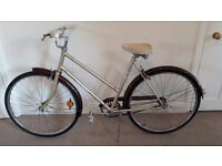 "Classic/Vintage/Retro Single Speed 21"" Commuter/Town Bike (will deliver)"