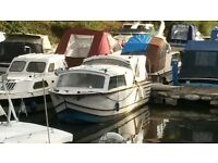 river boat 22ft