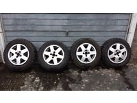 Vauxhall, Rover or Proton 14in alloys with Sportway tyres