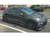 Honda civic type-r gt 2007 109k quick sale or swap best road legal quad