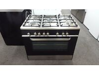 New graded kenwood 90cm range cooker for sale in Coventry 12 month warranty