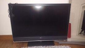 46 inch Sony bravia tv