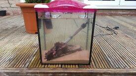 Marina fish tank or fry tank