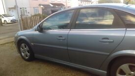 Vectra SXI. 4 months mot runs and drives well body as would be expected for age with sports trim