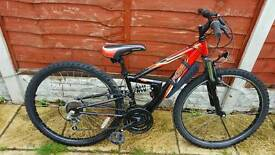 Fantastic mens 26inch dual suspension mountain bike in good condition all fully working