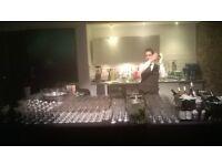 Skilful Cocktail Bartenders For Weddings, Birthdays, House Parties Etc London Based