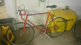 Raleigh Equipment Vintage Bicycle