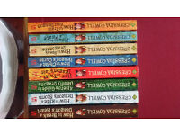 Childrens paperback books - How to train Your Dragon (1-8)