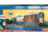 Brand New Toby Electric Train Set