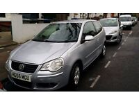 Volkswagen POLO 1.2 MANUAL S 64 2005 Petrol