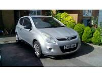 Hyundai i20 Mot 2009 serviced