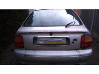 Rover 400 diesel, good engine, breaking for spares, call mark 07533341763
