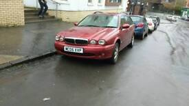 Jaguar 2.0d estate mot'd