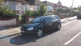 VW Golf MK5 1.9 TDI Sport 6 Speed Manual FSH, MOT till Jan