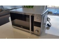 De'Longhi 20L Stainless Steel Microwave