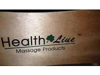 Health live massage table