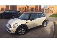 Immaculate White Mini Cooper VERY LOW MILES!!!!!